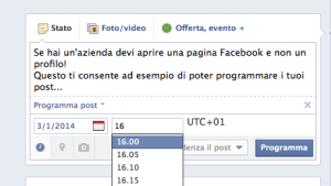 Web Maketer - Pagina Facebook
