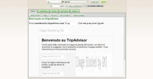TripAdvisor conferma account