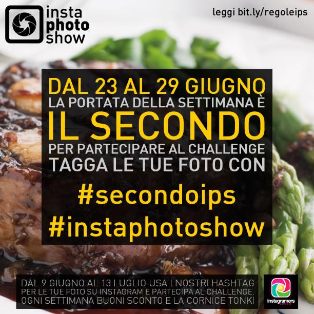 Instaphotoshow 2014: la seconda edizione celebra il cibo