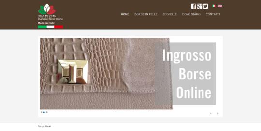 Ingrosso borse online