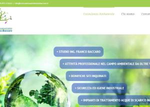 Consulenza ambientale dello studio Ing. Franco Baccaro