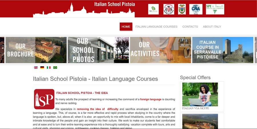 seo web design italianschoolpistoia