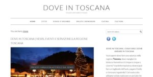 Dove in Toscana