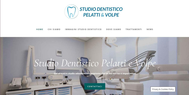 studio pelatti volpe web design realizzazione sito